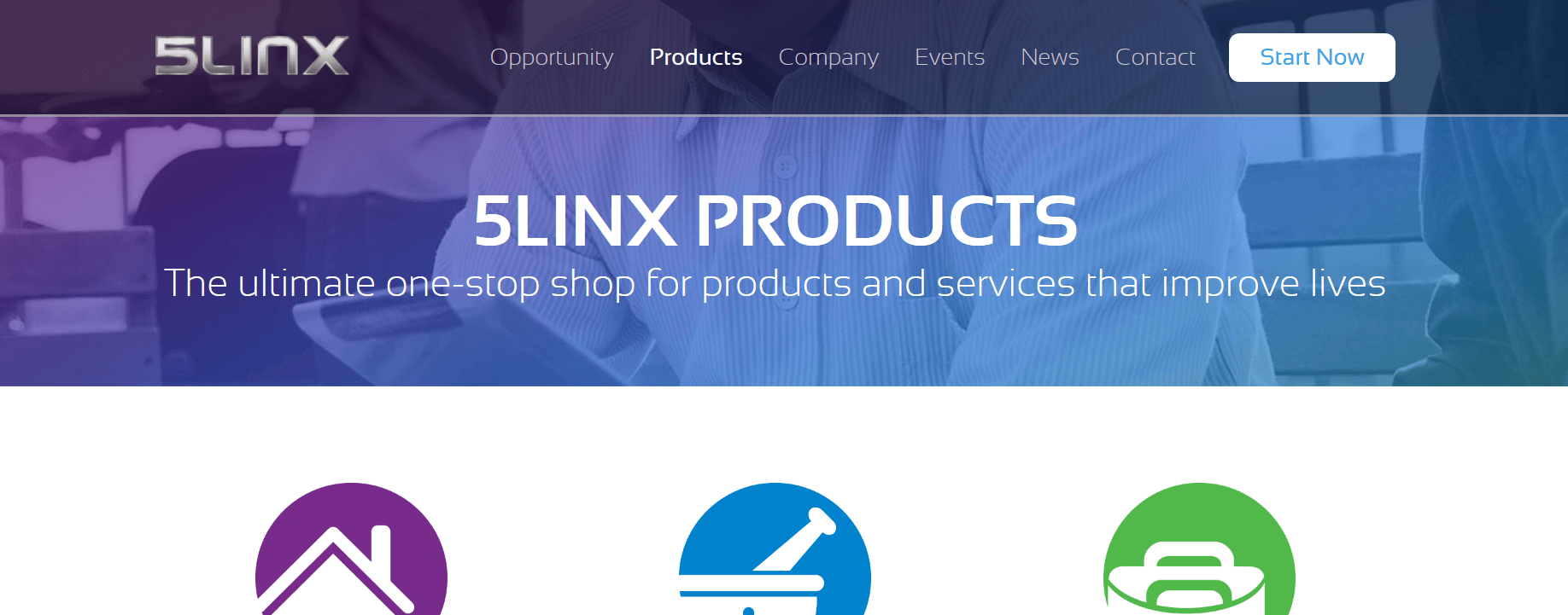 5linx products